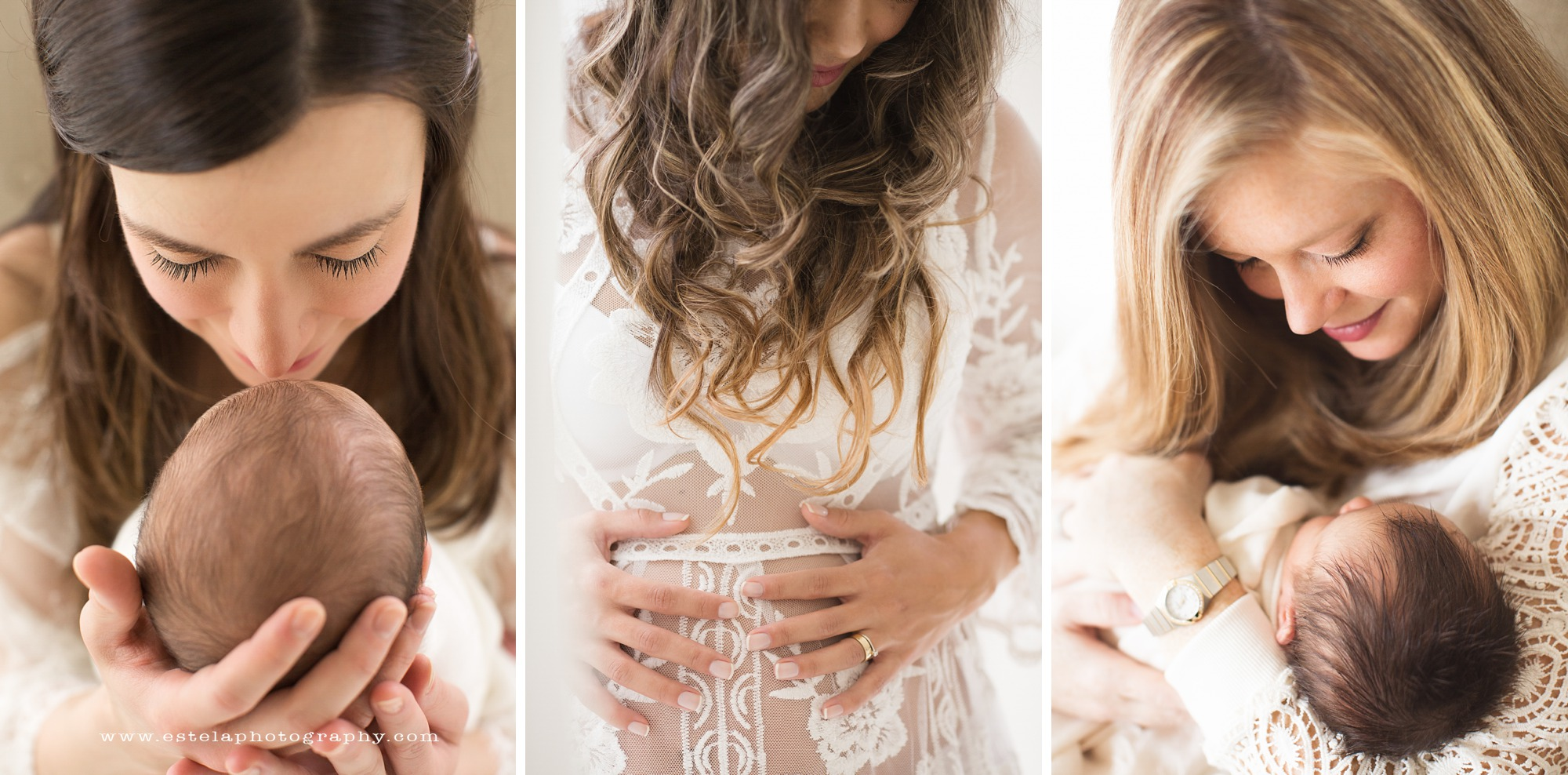 Beautiful Natural Baby Photography in Houston