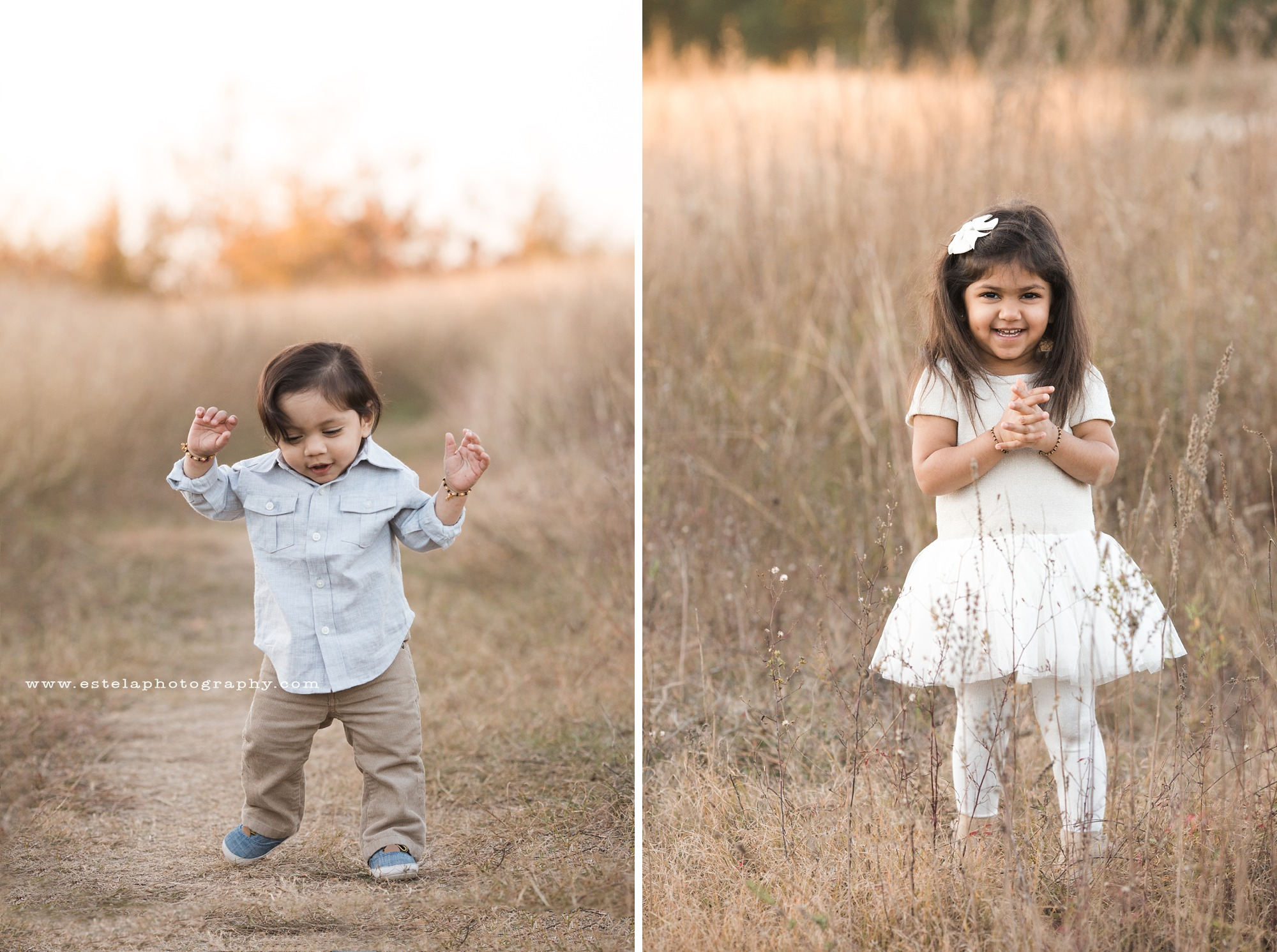 Houston Outdoor Baby Photographer | Babies and Nature