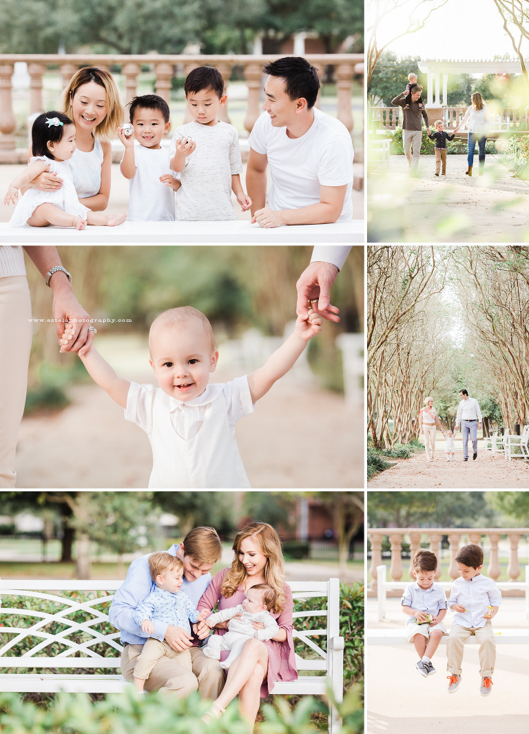 Family Photography Mini Session in Houston