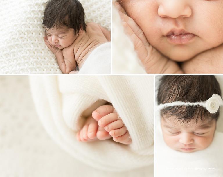 Macro Photography of Newborn Baby