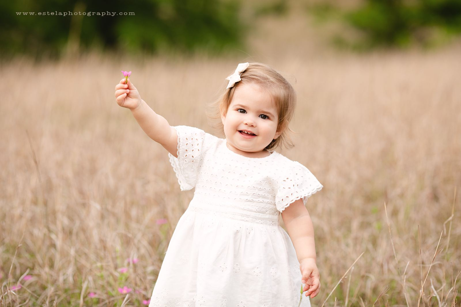 Best Baby Photographer in Houston - Outdoor Session