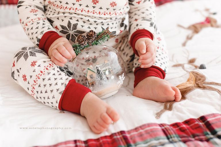 Baby Photography Session for the Holiday Season benefiting St Jude Children's Hospital in Houston